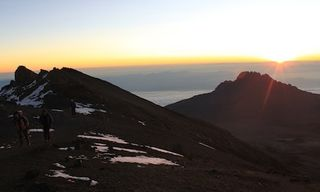 Trek Kilimanjaro - 7 day Lemosho Route