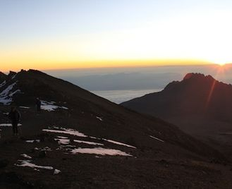 Trek Kilimanjaro - 7 day Lemosho Route