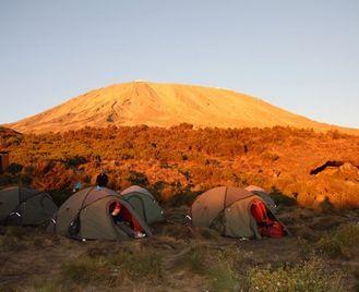 Trek Kilimanjaro - 7 day Rongai Route