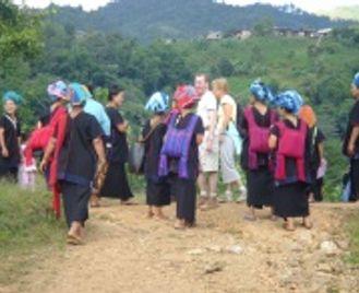 Overland Thailand to Myanmar