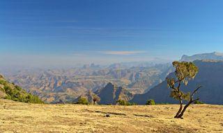 Ethiopia, Historic Route & Danakil Depression