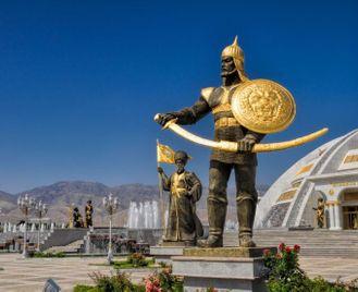 Tehran, Tashkent & Turkmen