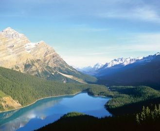 Between the Rockies & the Coast - Fly Drive Holiday Seeing the Highlights of Western Canada
