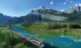 Rocky Mountaineer Coach & Rail Tour