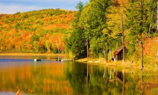 New England Six States - One Fabulous Fall