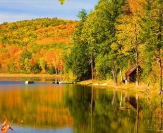 New England Six States - One Fabulous Fall