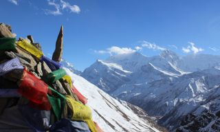 Annapurna Circuit and the Thorung La