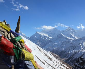 Annapurna Circuit and the Thorung La