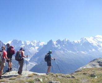 Best of the Tour du Mont Blanc
