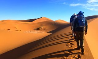 Edge of the Sahara Trek