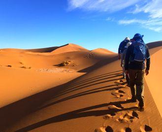 Edge of the Sahara Trek