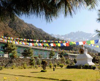 Everest Yeti Mountain Home Trek