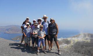 Island Hopping Active Family Holiday in Sicily, Italy
