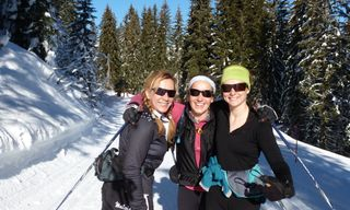 Italian Cross-Country Ski Short Break