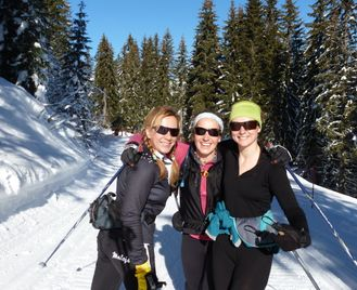 Italian Cross-Country Ski Short Break