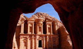 Jordan's Wadi Rum and Petra