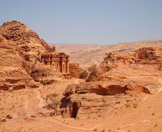 Jordan's Dana to Petra Trek