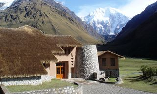 Luxury Salkantay Trek to Machu Picchu