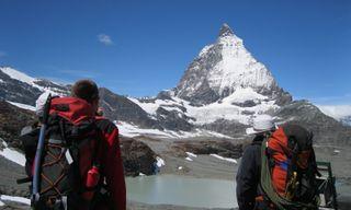 Monte Rosa Climb