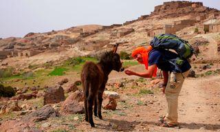 Peaks and Valleys of Jebel Sirwa - Morocco
