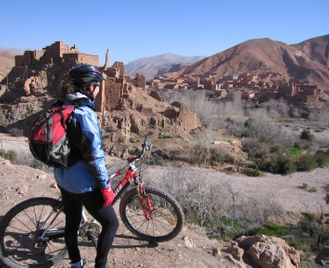 Morocco - Ride the Kasbah