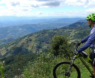 Guatemala Bike - Route of the Conquistadores