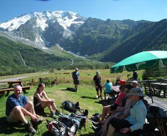 Classic Tour du Mont Blanc