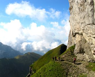 Trekking The Transylvanian Alps