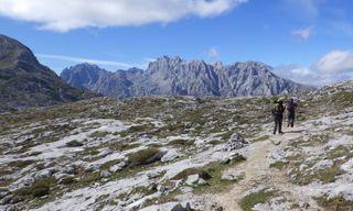 Traverse of the Picos de Europa