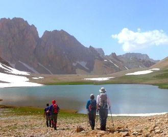 Trek the High Taurus Mountains and Cappadocia