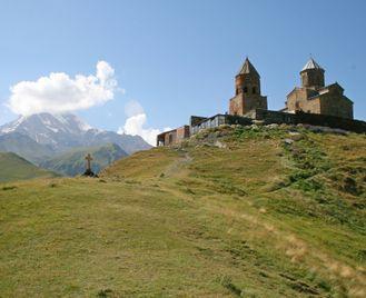 Trekking in Georgia and the High Caucasus