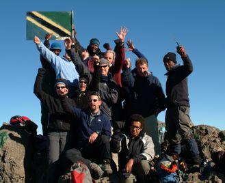 Mount Meru and Kilimanjaro Summit Ascents