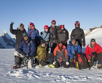 K2, Concordia and the Gondogoro La