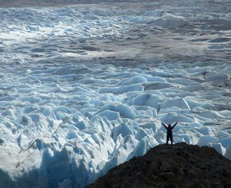 Spires and Ice - Trekking Patagonia