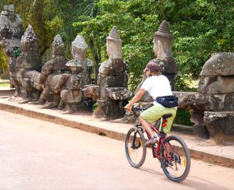 Backroads of Cambodia Bike
