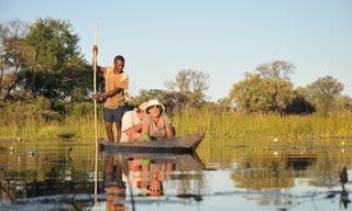 Best of Botswana, Lodge Safari
