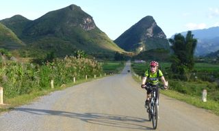 Hanoi to Laos Mountain Bike Epic