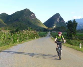 Hanoi to Laos Mountain Bike Epic