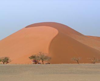 Namibia Desert, Etosha and Caprivi Lodge Safari