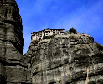 Sacred Summits of Olympus and Meteora