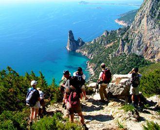 Walking on Secret Sardinia