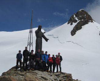 Italian Summit Climber