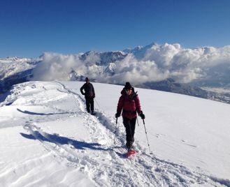 Secret Alps - Snowshoe Summits of Haute Savoie