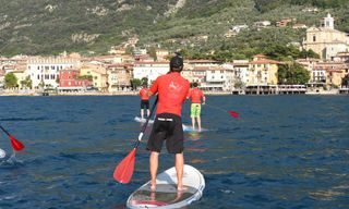 Lake Garda Watersports Family Adventure