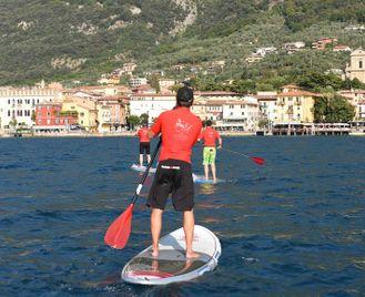 Lake Garda Watersports Family Adventure