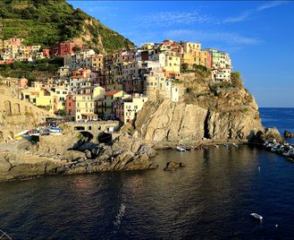 Footpaths and Flavours of Liguria