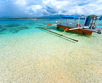 Paradise Trails of Bali, Lombok and the Gilis