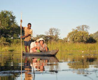 Best of Botswana, Camping Safari