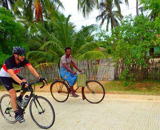 Sri Lanka End to End Road Cycle Tour