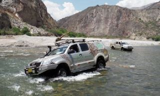 Peru 4x4 Self Drive Guided Adventure